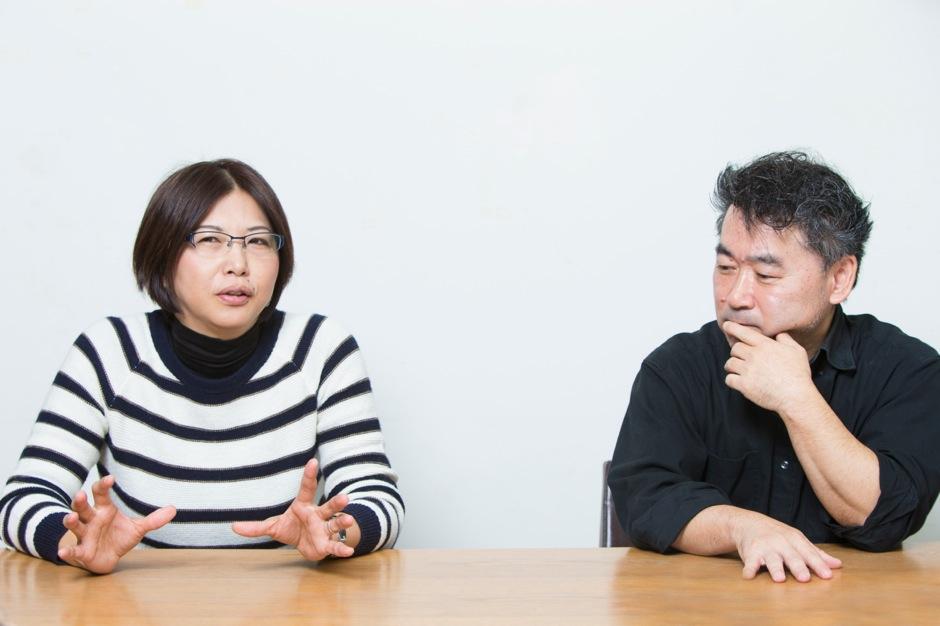 (左から)オーボエ:宇座 貴美恵、バイオリン:高宮城徹夫