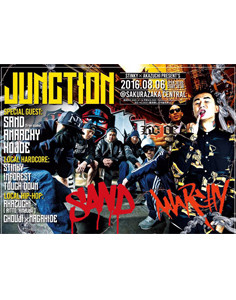 STINKY × AKAZUCHI present's「JUNCTION」