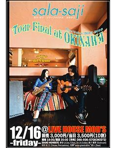 Salasaji - Tour Final at Okinawa